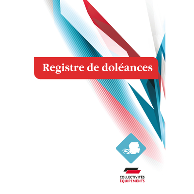 REGISTRE DOLEANCES