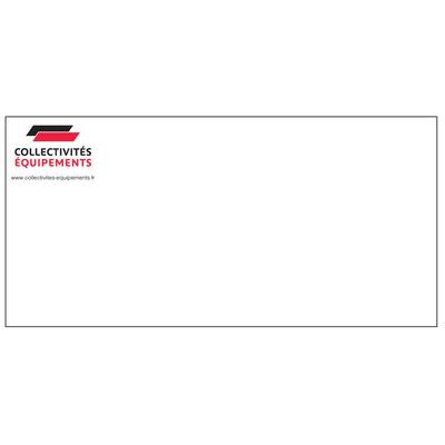 enveloppe dl 220X110 personnalisée