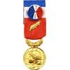 Médaille d'or 35 ans d'honneur du travail