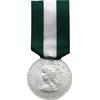 Médaille d'argent d'honneur régionale départementale et communale gravée