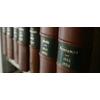 Reliure de registres d'état civil à destination du greffe du tribunal
