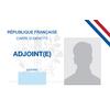 Carte d'identité de Maire Adjoint