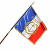 Housse de protection pour drapeau de défilé