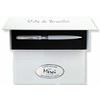 Parure blanche 1 stylo - Merci