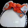 serre tete orange max copie