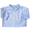 chemise arthur rayé bleu copie