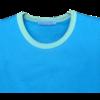 t-shirt-emeraude-uni-col