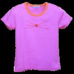 t-shirt-chaton-rose-1