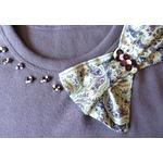t shirt mauve detail3