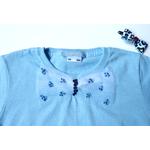 t shirt bleu ciel 2