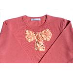t shirt ninon saumon FT 2 copie