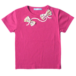 t shirt rose copie