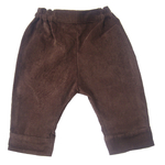 Pantalon Jules velours Marron