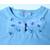 t shirt bleu ciel 3