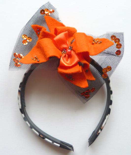 serre tete orange 3