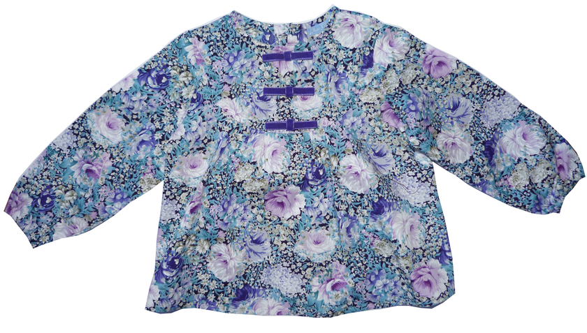 blouse anais multico FT 1