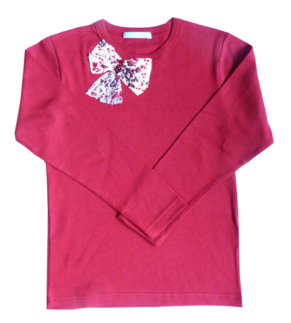 T Shirt ninon cerise FT 1 copie