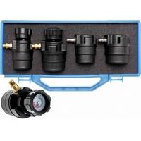 Diagnostic de compresseur turbo avec manomètres VL - PL