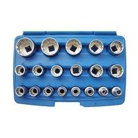 """Douilles GEAR LOCK 1/2"""" compatibles métrique, pouces, 12 pans, TORX"""