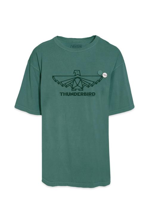 t shirt thunderbird newtone