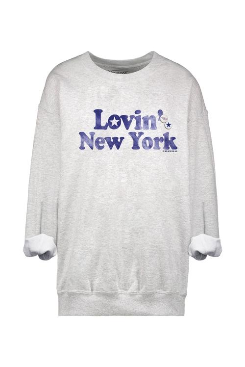 sweat newtone lovin' New York