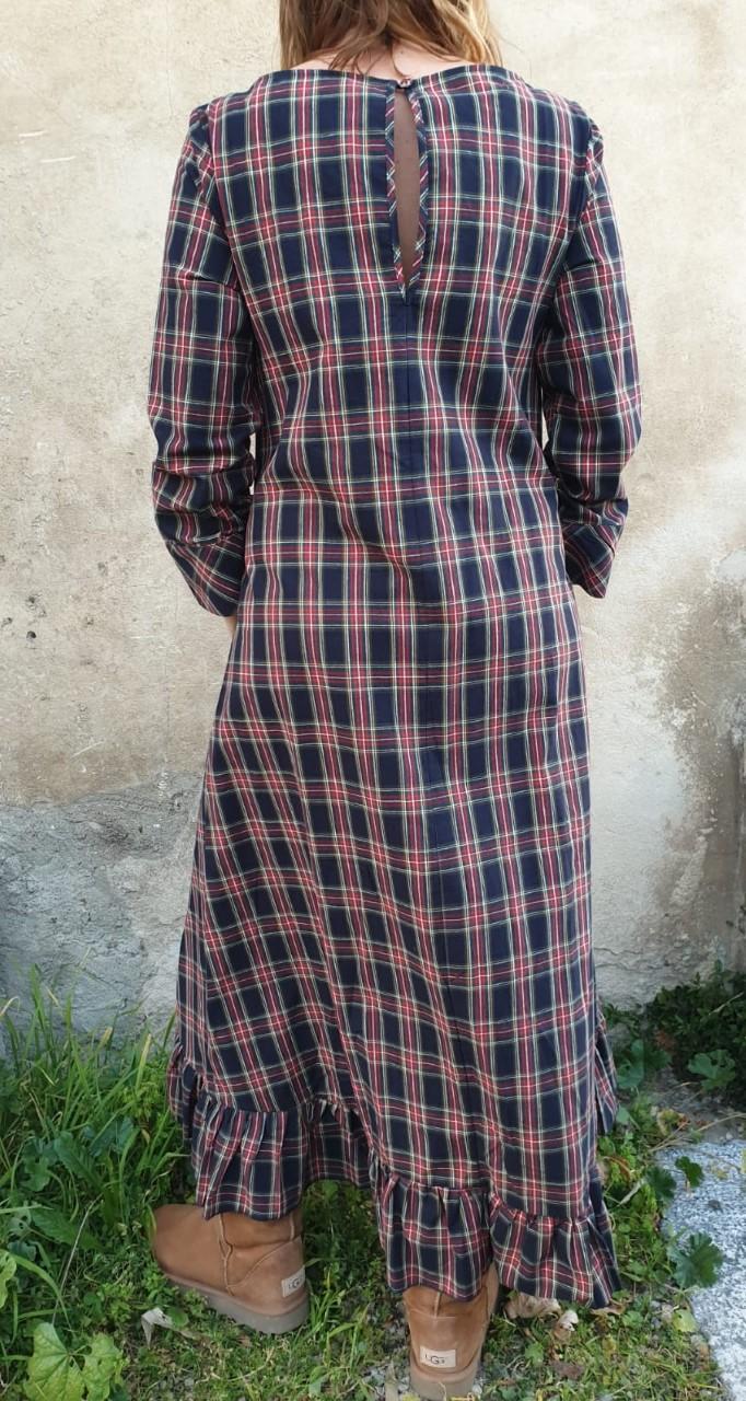 robe longue fairlie dos 2