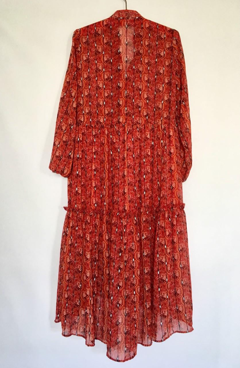 Robe isabel kilibbi rouge