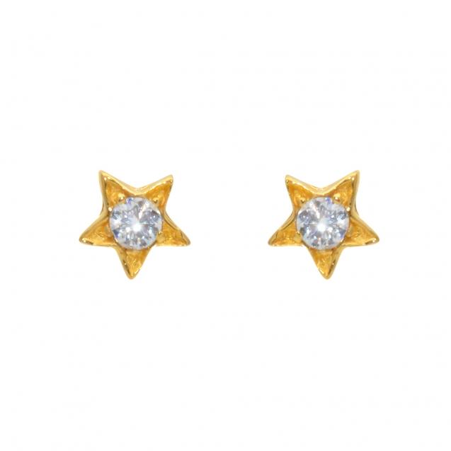boucles-d-oreilles-dorees-etoiles-avec-zircons