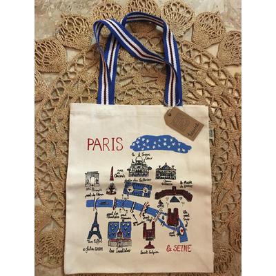 Tote bag Talented Paris