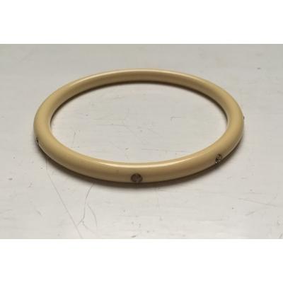 Bracelet strass fin