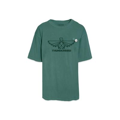 T-shirt Thunderbird kaki