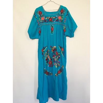 Robe mexicaine vintage