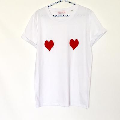 T shirt Lolita by Elise Chalmin