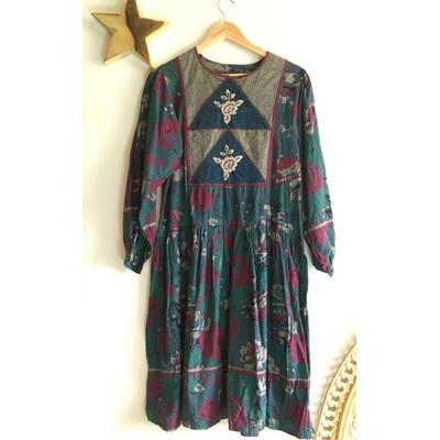 Robe indienne vintage