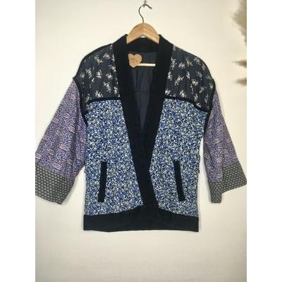 Kimono patchwork vintage
