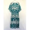 robe tahitienne vintage