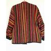 veste guatemala brodée dos