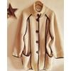 manteau en laine vintage 2