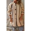 manteau en laine vintage