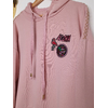 hoodie rose badge