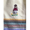robe mexicaine vintage détails