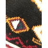 pull aztèque vintage détail