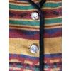 veste Jofeld vintage boutons