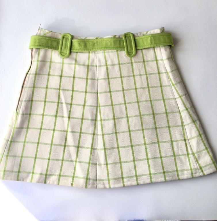 jupe courrèges vintage 5