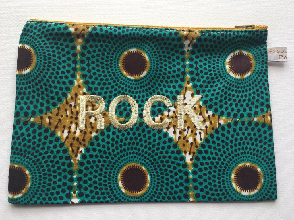 POCHETTE ROCK DORE