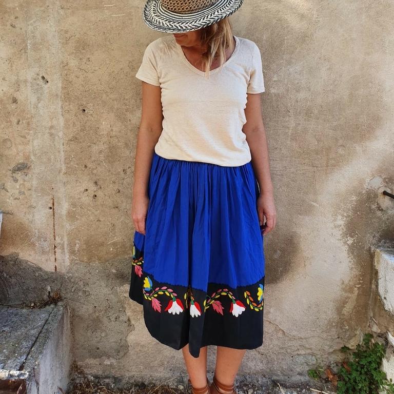 jupe vintage portuguaise 1