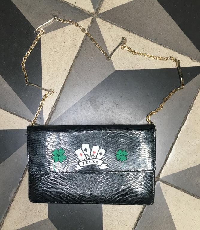 sac vintage lucky