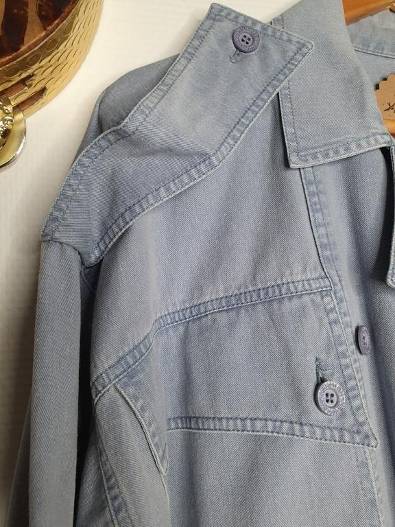 veste new man vintage épaule détail