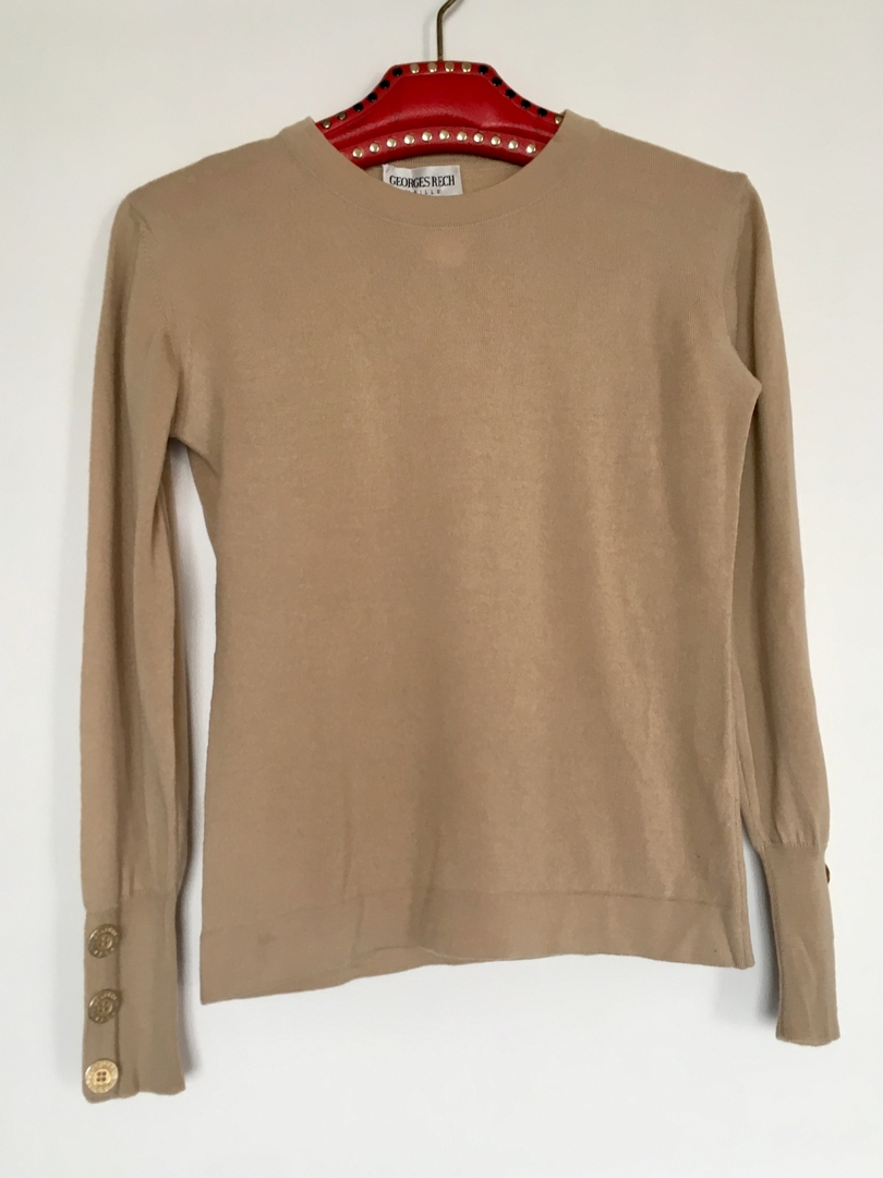 pull Georges Rech vintage