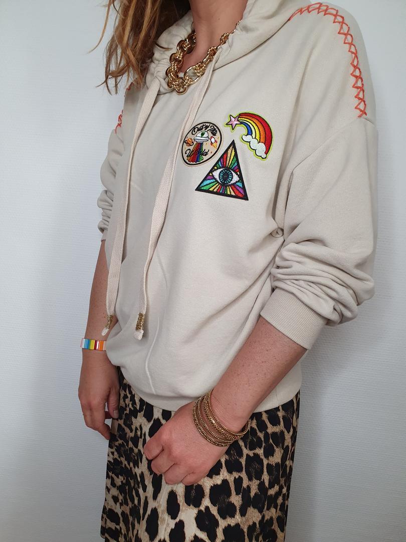 hoodie porté 2